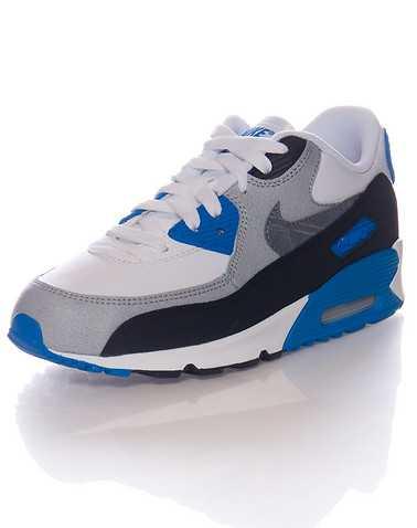 NIKE BOYS White Footwear / Sneakers 2Y