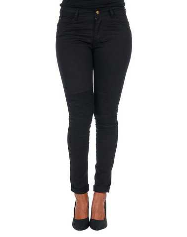 ESSENTIALS WOMENS Black Clothing / Bottoms 1