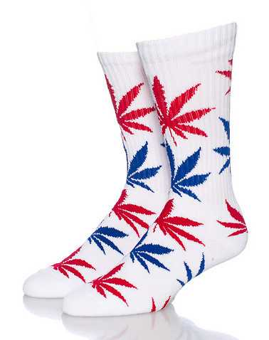 HUF MENS White Accessories / Socks 0