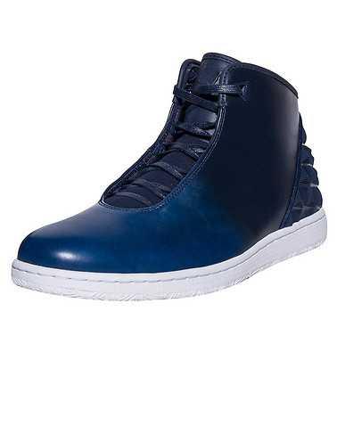 JORDAN MENS Navy Footwear / Sneakers 10