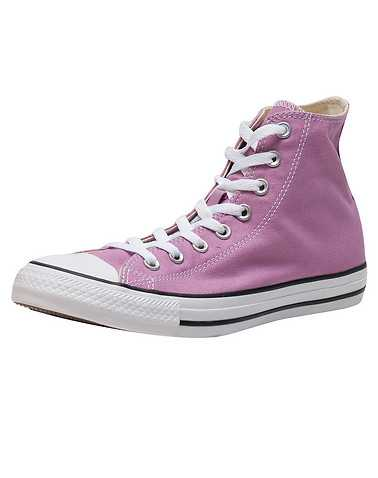 CONVERSE WOMENS Purple Footwear / Casual