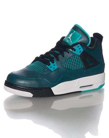 JORDAN BOYS Medium Blue Footwear / Sneakers