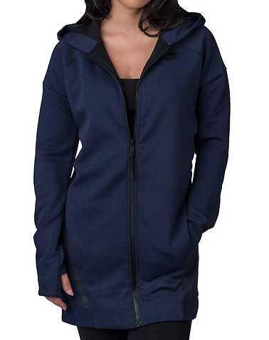 NIKE SPORTSWEAR WOMENS Blue Clothing / Sweatshirts