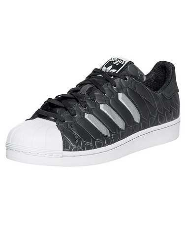 adidas MENS Dark Grey Footwear / Sneakers