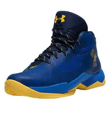 UNDER ARMOUR GIRLS Dark Blue Footwear / Sneakers