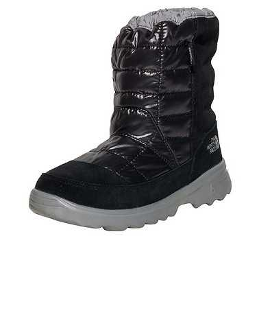 THE NORTH FACE GIRLS Black Footwear / Boots