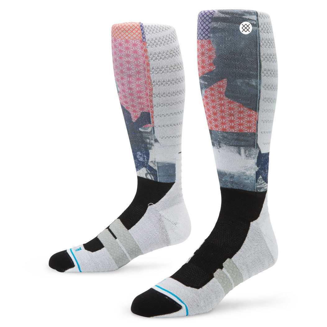 Stance Jump the Gate S/M FUSION MOTO Socks
