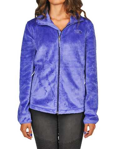 THE NORTH FACE WOMENS Purple Clothing / Sweatshirts M