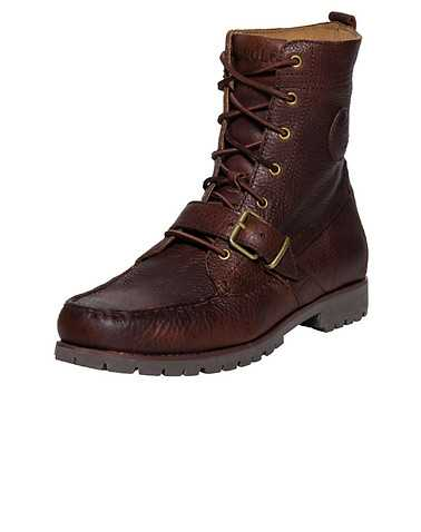 POLO FOOTWEAR MENS Brown Footwear / Boots 8