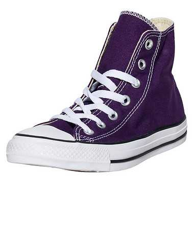 CONVERSE GIRLS Purple Footwear / Sneakers 5