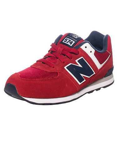 NEW BALANCE BOYS Red Footwear / Sneakers 5