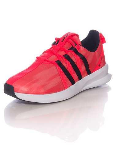 adidas GIRLS Orange Footwear / Running