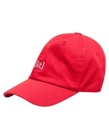 ANY MEMES MENS Red Accessories / Caps Snapback OSFM