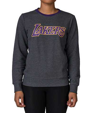 NBA 4 HER WOMENS Grey Clothing / Tops M