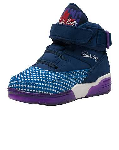 EWING ATHLETICS BOYS Blue Footwear / Sneakers