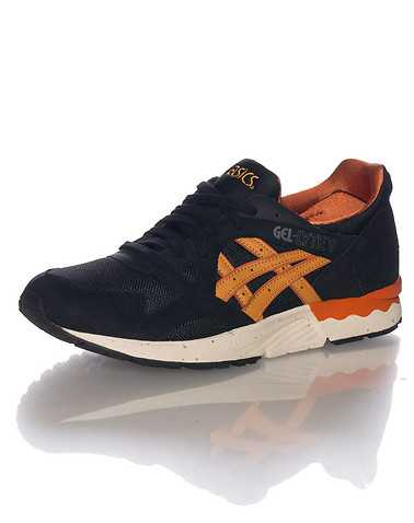 ASICS MENS Black Footwear / Sneakers