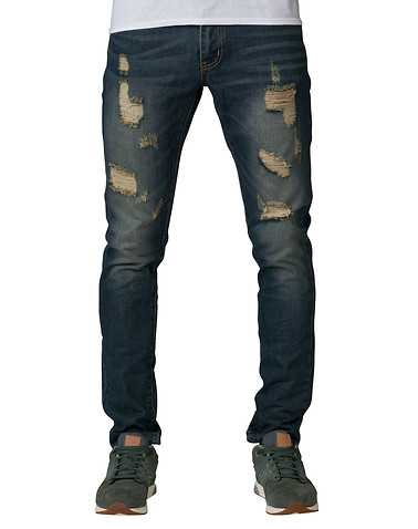 CRYSP MENS Blue Clothing / Jeans 30