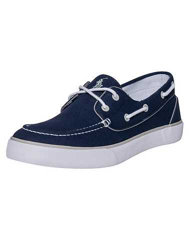 POLO FOOTWEAR MENS Navy Footwear / Casual