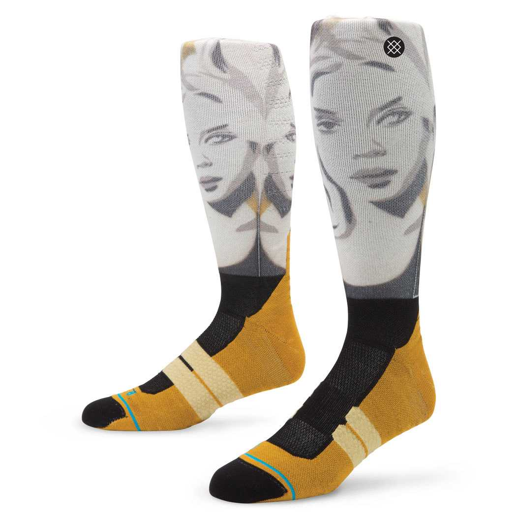 Stance Goldie Moto S/M FUSION MOTO Socks