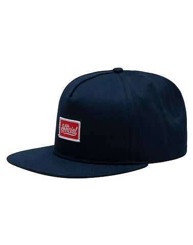 OFFICIAL CROWN OF LAUREL MENS Navy Accessories / Caps Snapback OSFA