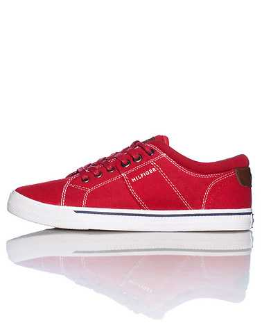 TOMMY HILFIGER MENS Red Footwear / Casual