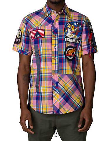 HERITAGEENSulti-Color Clothing / Button Down Shirts