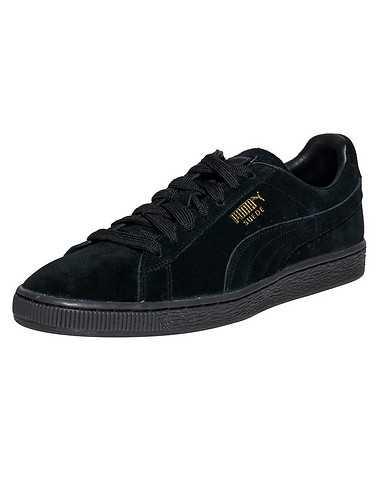 PUMA BOYS Black Footwear / Sneakers
