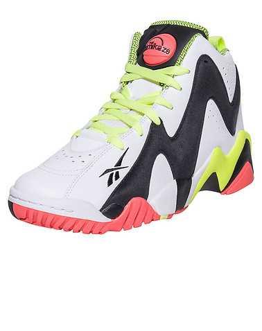 REEBOK BOYS White Footwear / Sneakers