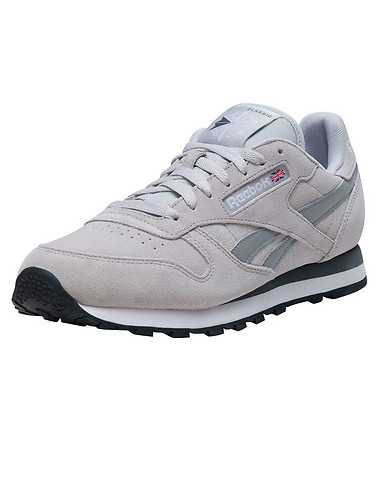REEBOK MENS Medium Grey Footwear / Sneakers