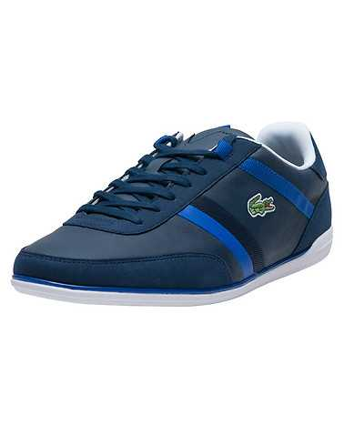 LACOSTE MENS Blue Footwear / Casual
