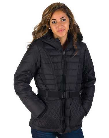 THE NORTH FACE WOMENS Black Clothing / Heavy Jackets S