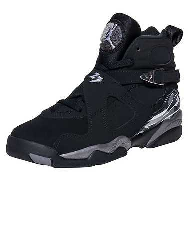 JORDAN BOYS Black Footwear / Sneakers