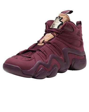 adidas MENS Burgundy Footwear / Sneakers