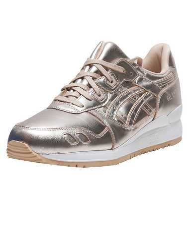 ASICS WOMENS Gold Footwear / Sneakers
