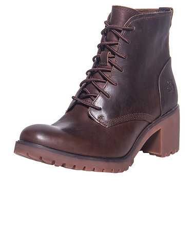 TIMBERLAND WOMENS Brown Footwear / Boots
