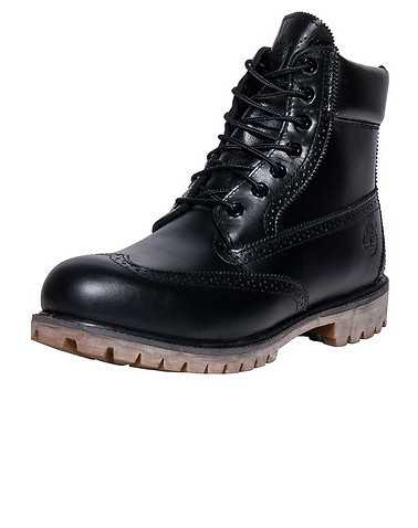TIMBERLAND MENS Black Footwear / Boots 8