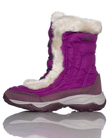 THE NORTH FACE GIRLS Purple Footwear / Boots 6