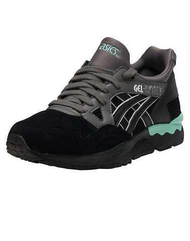 ASICS WOMENS Black Footwear / Sneakers