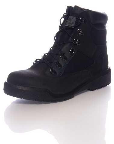 TIMBERLAND MENS Black Footwear / Boots 10.5