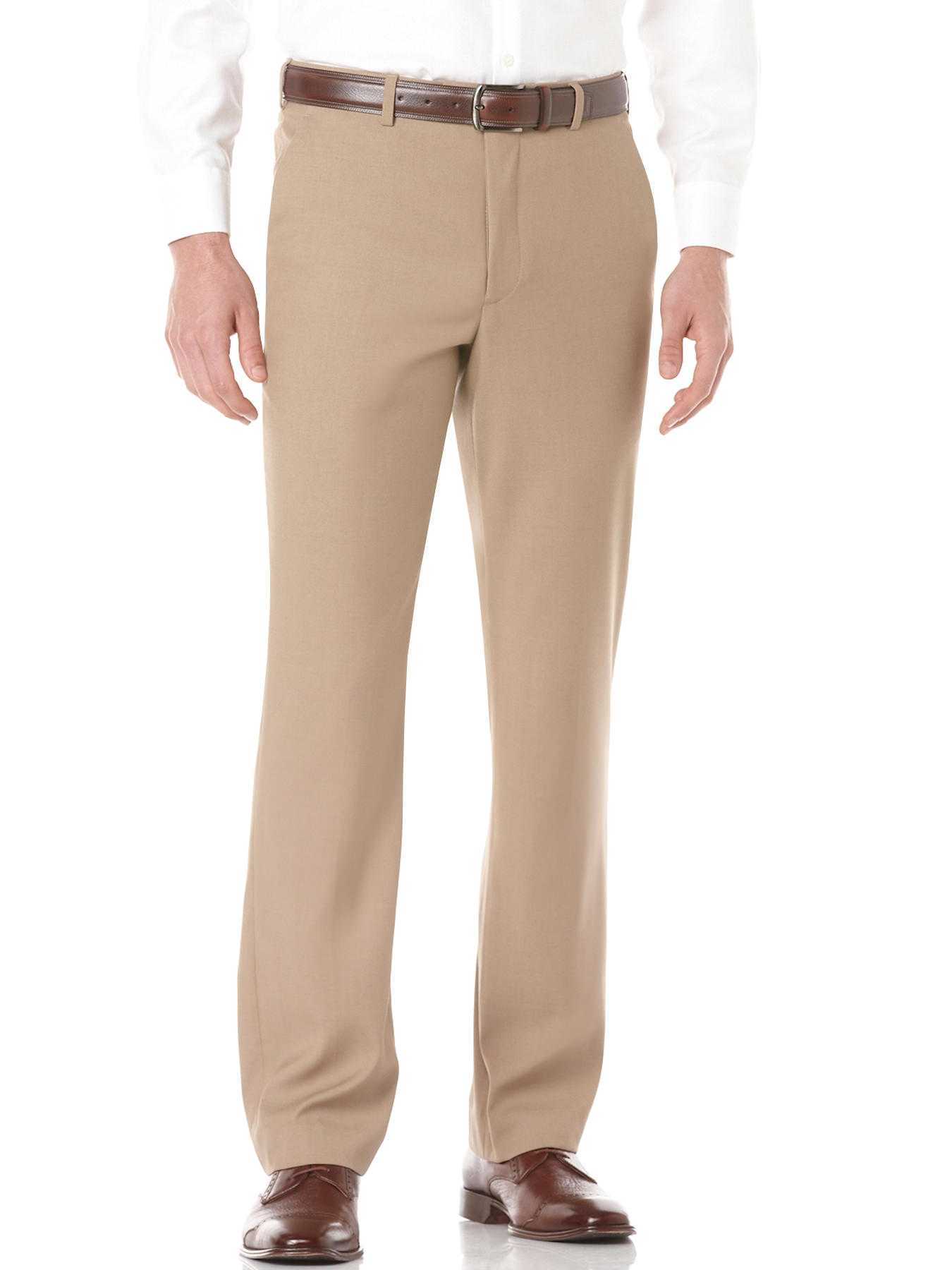Perry Ellis Big and Tall Bengaline Portfolio Pant