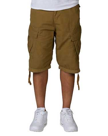 DECIBEL MENS Dark Beige Clothing / Bottoms