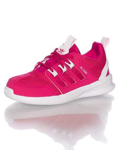 adidas GIRLS Pink Footwear / Sneakers 2
