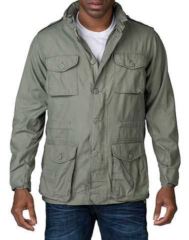 ROTHCO MENS Green Clothing / Jackets S