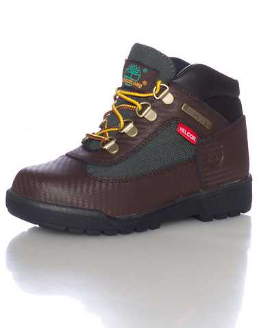 TIMBERLAND BOYS Brown Footwear / Boots 2.5