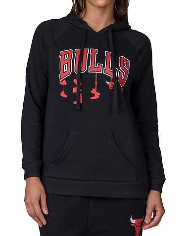 NBA 4 HER WOMENS Black Clothing / Sweatshirts S