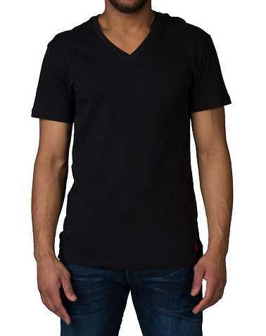 POLO MENS Black Clothing / Tops