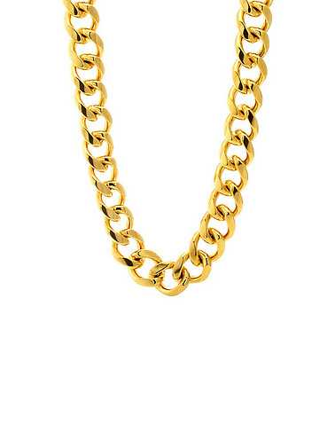 KING ICE MENS Gold Accessories / Jewelry 36