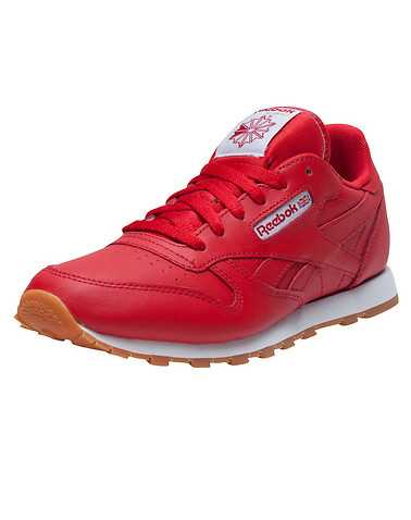 REEBOK GIRLS Red Footwear / Sneakers