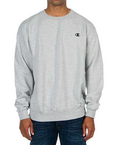 CHAMPION MENS Medium Grey Clothing / Sweatshirts XL