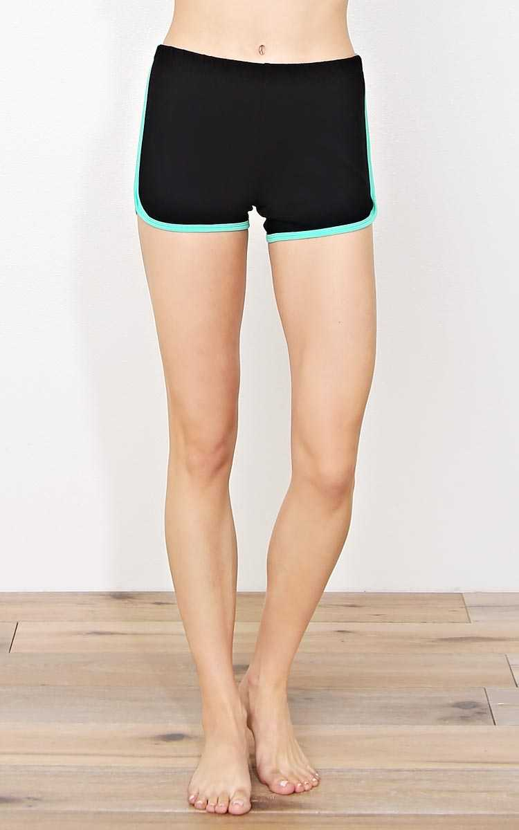 Run It Athletic Shorts - in Size by Styles For Less
